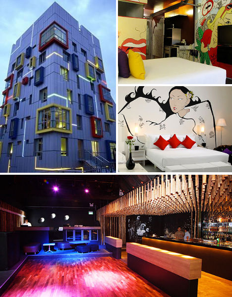Singularly singapore 13 hip chic relaxing hotels for Top boutique hotels in singapore