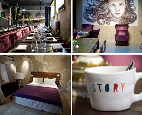 nordic nights 12 fun hip hotels in sweden urbanist. Black Bedroom Furniture Sets. Home Design Ideas