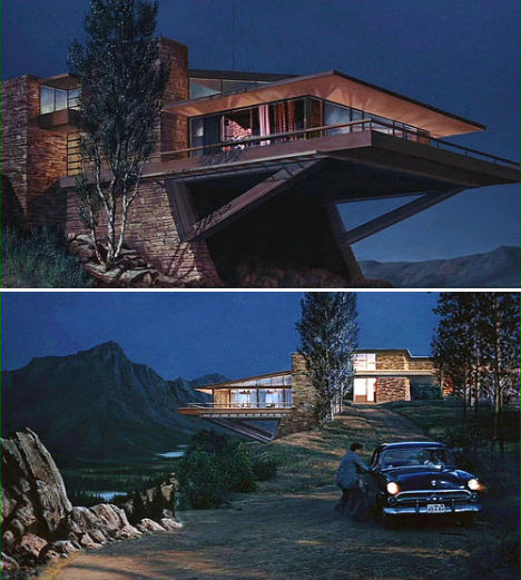 Almost famous 13 houses from major hollywood films urbanist for Northwest house