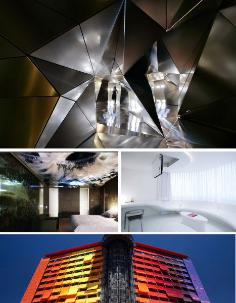 Spectacular spain 15 standout hotels from madrid to ibiza for Hotel puerta de america