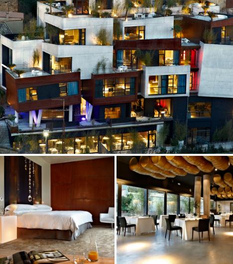 15 exceptional hotels spain madrid to ibiza for Villabuena de alava