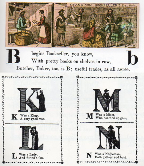 H is For Historic: 2 Incredible 19th Century Alphabets