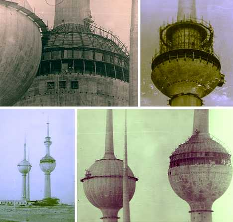 Inspiring Spires: A Celebration Of The Kuwait Towers | Urbanist