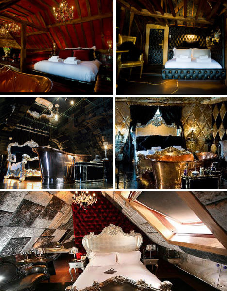 14 Strange Stylish Amp Amazing Hotels Of Great Britain