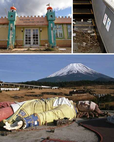 Places In Gulliver S Travels