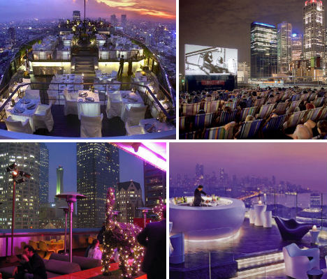 Brew with a View: 13 of the World's Coolest Rooftop Bars | Urbanist