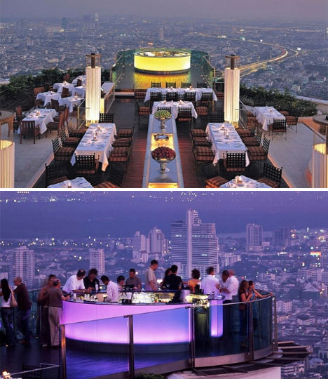 Brew with a View: 13 of the World's Coolest Rooftop Bars