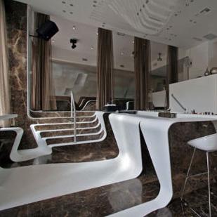 Crafty To Crazy 13 Contemporary Cafes Amp Coffee Shops