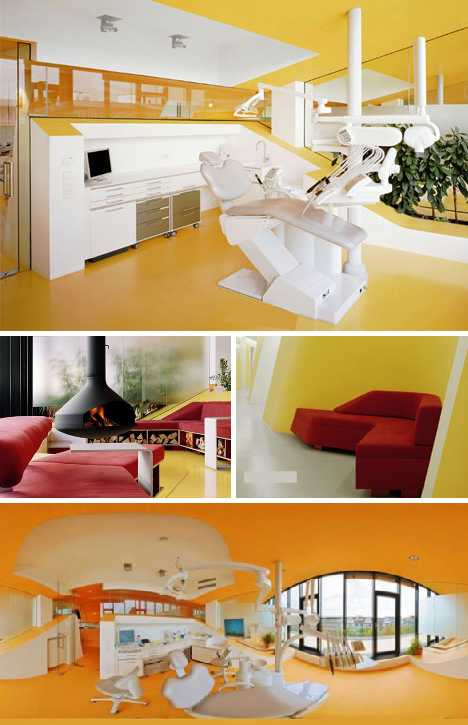 Open Wide 10 Jaw Dropping Dental Office Concepts Urbanist