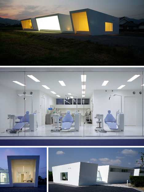 Open Wide 10 JawDropping Dental Office Concepts  Urbanist