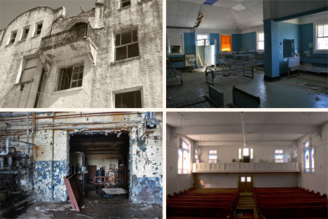 Documenting Decay: Urban Atrophy's Breathtaking New Book