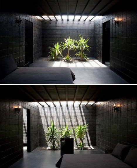 Dark Amp Dramatic Design 16 Bold Black Room Interiors Urbanist