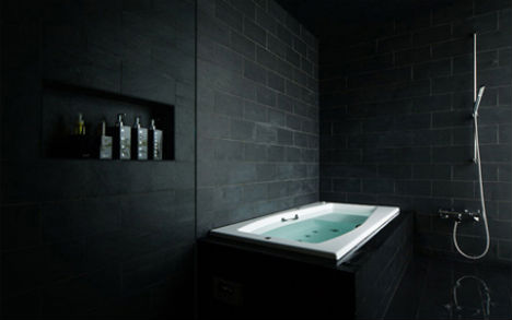 Interior Design Black dark & dramatic design: 16 bold black room interiors | urbanist