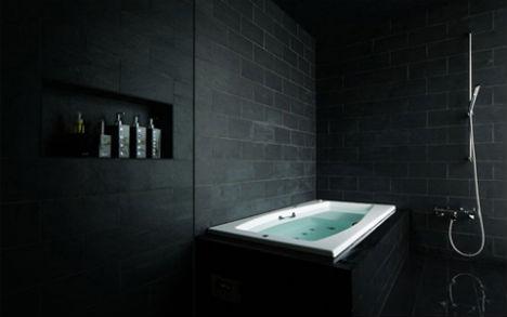 Interior Design Black dark & dramatic design: 16 bold black room interiors | urbanist