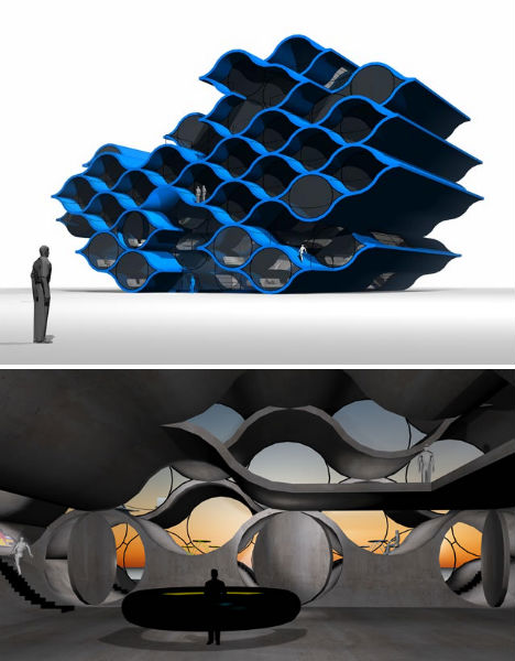 Futuristic Fantasy Hotels 14 Wild Concept Designs Amp Ideas