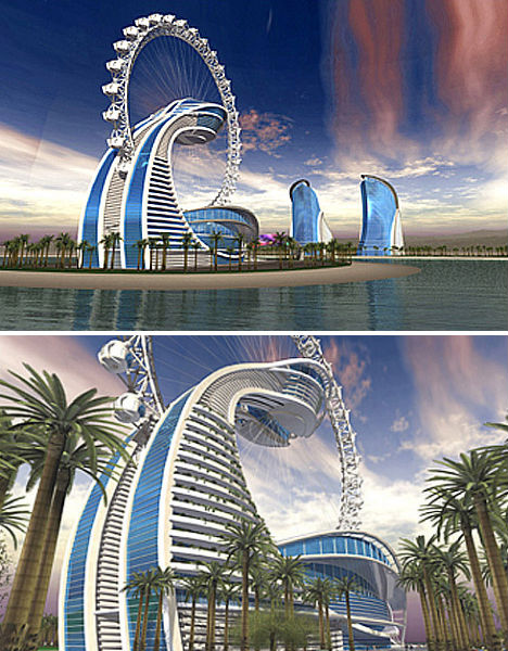 futuristic fantasy hotels 14 wild concept designs ideas