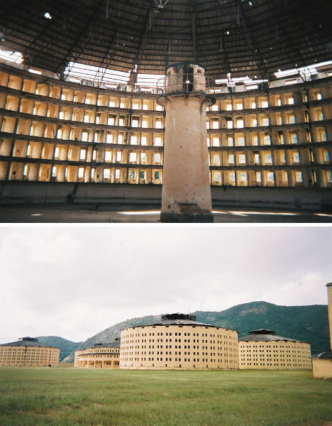 Not Just Jail: 12 Modern, Futuristic & Fascinating Prisons