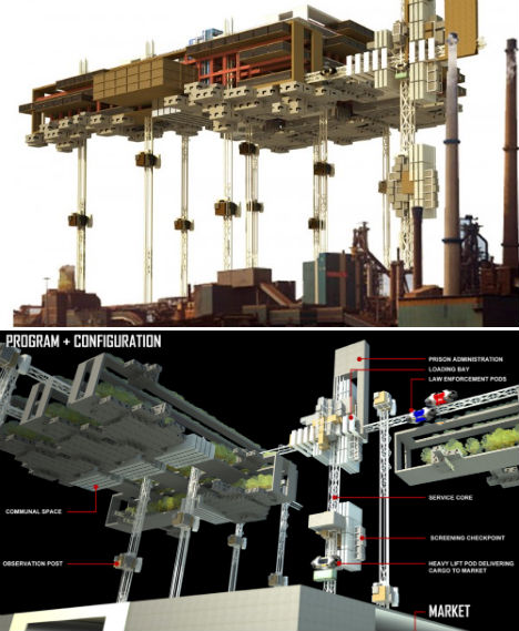 Container Housing Design: Not Just Jail: 12 Modern, Futuristic & Fascinating Prisons