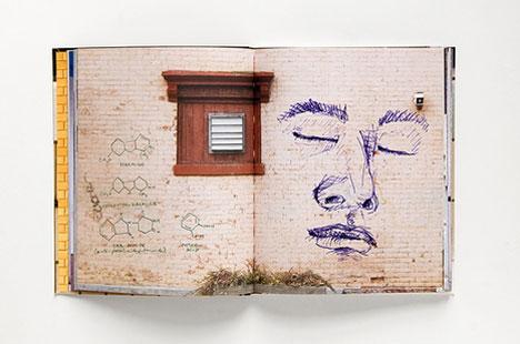Walls Notebook: Legal Graffiti in Sketchbook Format