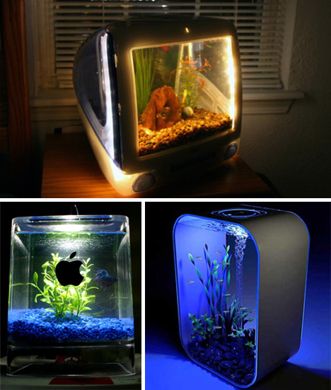 Holy Water! 24 Amazing Aquariums and Clever Fish Tanks   Urbanist
