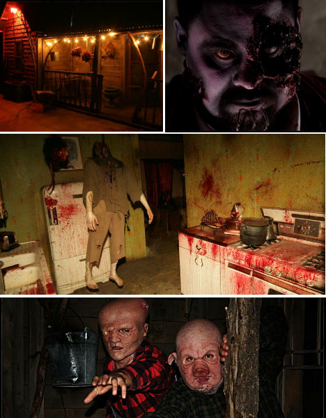 Halloween horror america s 13 scariest haunted houses for 13 floor hunted house