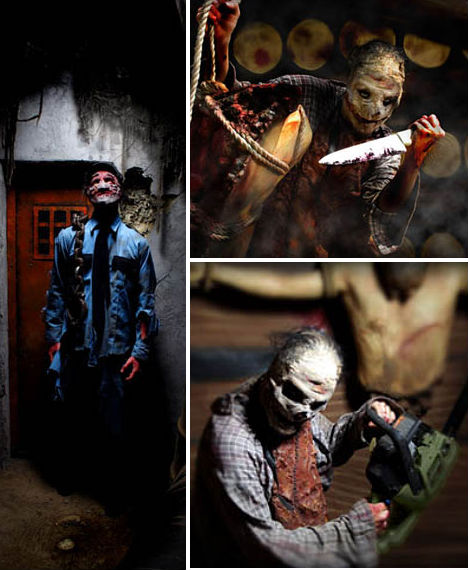 Haunted Places In Pa Halloween: Halloween Horror: America's 13 Scariest Haunted Houses