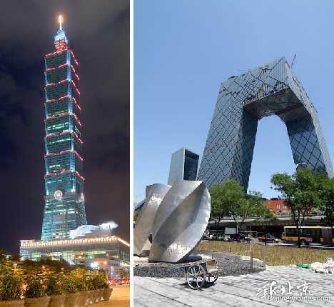 Enter The Dragon Building Beijing China S Pangu Plaza