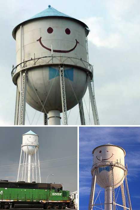 Thirst Class: 10 Wet, Wild & Wacky Water Towers