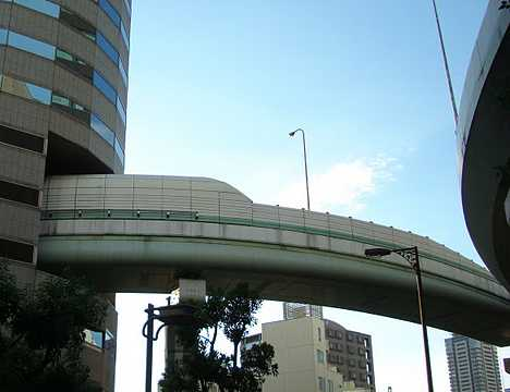 Drive Thru Office: Osaka Japan's Gate Tower Building