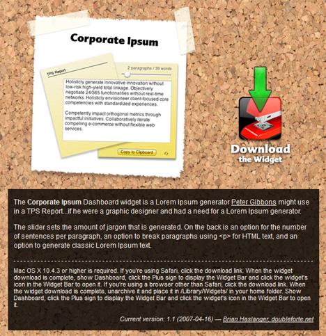 Text, Translated: 11 Nifty Lorem Ipsum Generators | Urbanist