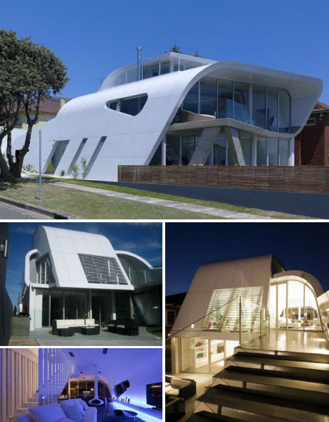 Futuristic House house of the future: 12 ultra-modern home designs | urbanist