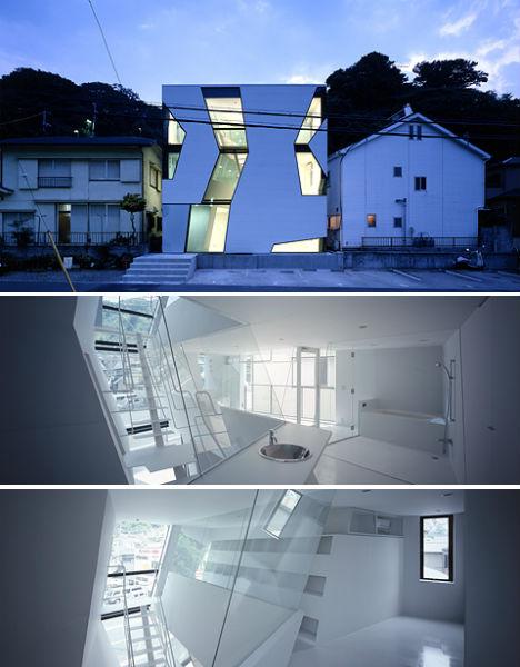 saeba com house of the future 12 ultra modern home designs. Black Bedroom Furniture Sets. Home Design Ideas