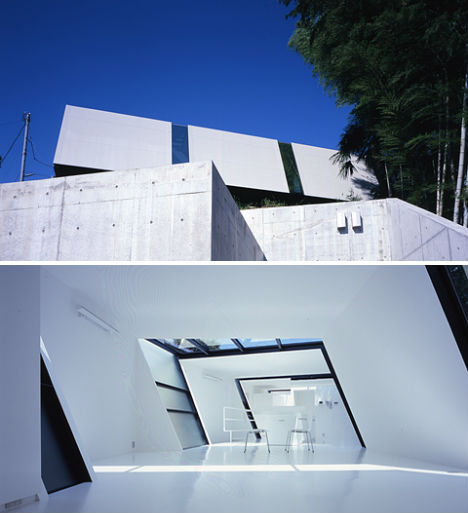 Saeba com house of the future 12 ultra modern home designs for Future home designs
