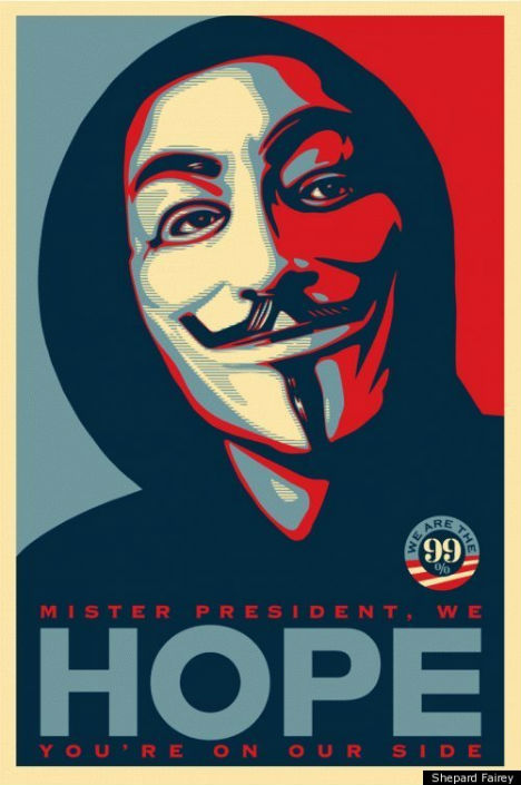 Obama Fawkes