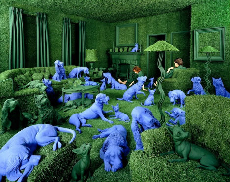 Not 'Shopped: Surreal Scenes by Sandy Skoglund