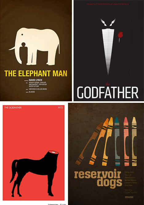 movie poster minimalism 41 strippeddown examples urbanist