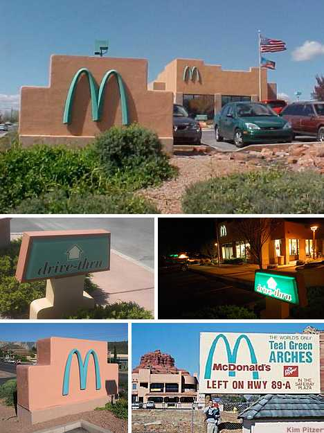 mcarchitecture 10 sizzlingly odd mcdonald�s restaurants