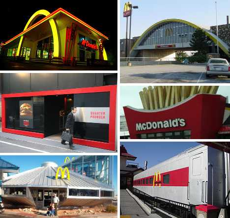 Mcarchitecture 10 Sizzlingly Odd Mcdonalds Restaurants Urbanist