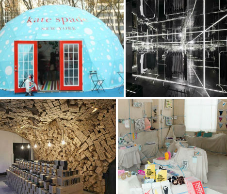 Top Pop Up Shops 14 Temporary Retail Stores Urbanist