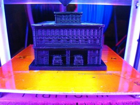Real Life Sim City: 3D Printers Turn Virtual to Reality