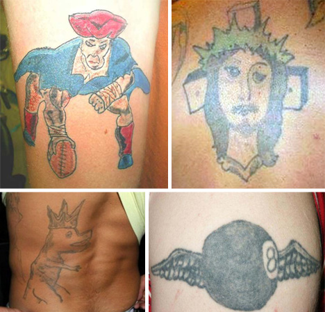 34 Bad Tattoos: The Awful, The Weird, and The Misspelled