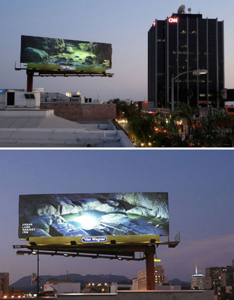 Art, Not Ads: 13 Creative Billboard Takeovers