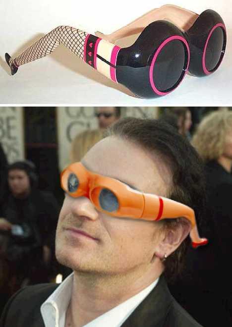 Weird Mens Glasses 7