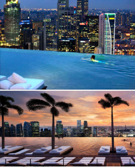 Invisible Edges 15 Death Defying Infinity Pool Designs Urbanist