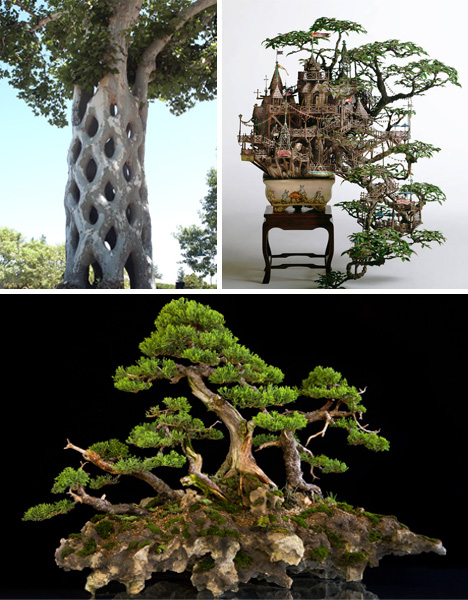 Bizarre Banzai: 32 Wildly-Shaped Trees & Strange Bonsai Art | Urbanist - Bonsai Tree Art