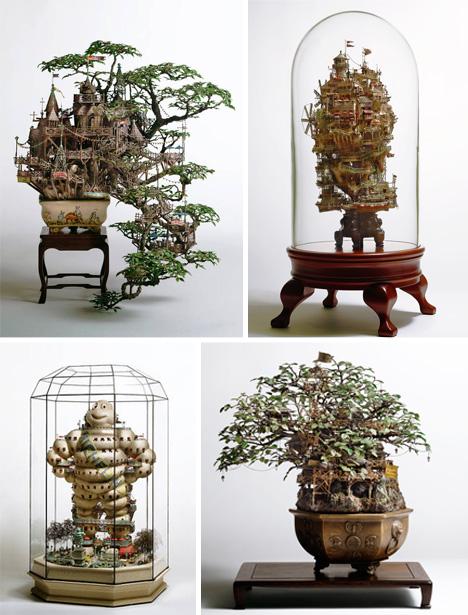 Banzai! 32 Wildly Shaped Trees And Bonsai Art