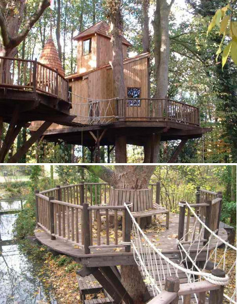 18 Award Winning Tree Houses Hotels Amp Schools Urbanist
