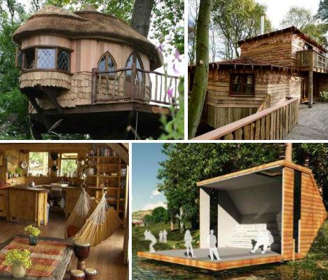 18 award winning tree houses hotels schools urbanist luxurious sisterspd