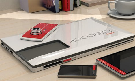 Lifebook: Single Device that Combines Every Gadget
