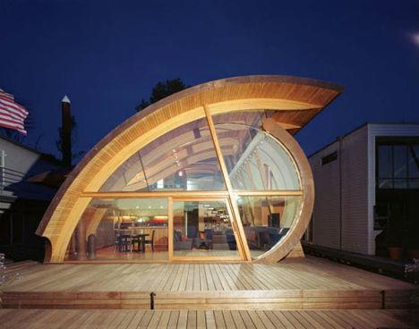 Space Warps: 15 Buildings that Bend, Wrap & Curve